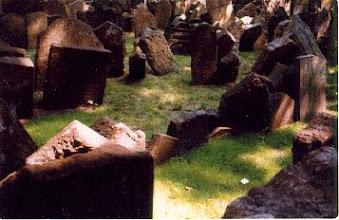 Photo: Praga Cimitero ebraico