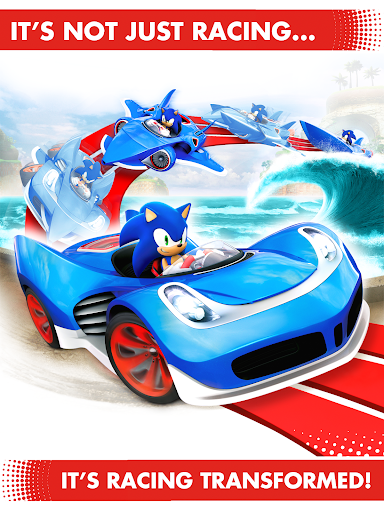 Sonic Racing Transformed screenshot 6