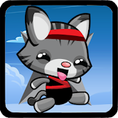 Catto Ninja Adventure : Ninja Cat Game Android APK Download Free By Positive Innovation