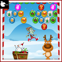 Christmas Games: Bubble Kids icon