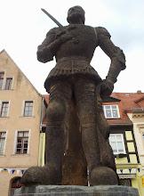 Photo: Der Roland als Zeichen bürgerlicher Freiheit