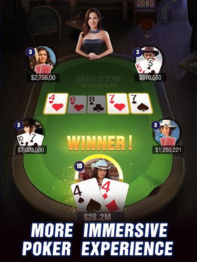Holdem or Foldem - Poker Texas Holdem apktram screenshots 8