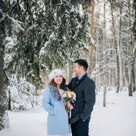 Wedding photographer Mariya Kotova (Pasairen). Photo of 13.01.2018