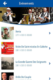 Dinant mobile- screenshot thumbnail