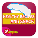 Healthy Recipes and Snacks icon