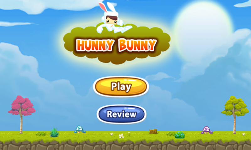 Hunny Bunny- screenshot