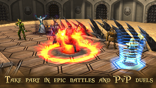New Age RPG apkpoly screenshots 12