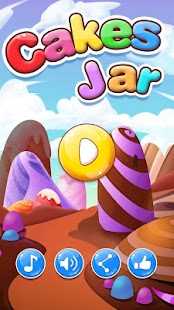 Cakes Jar- screenshot thumbnail