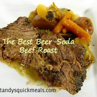 The Best Beer-Soda Beef Roast