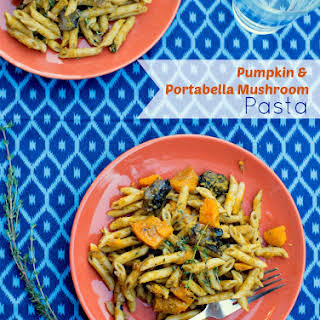 Portabella Mushroom Pasta Recipes.