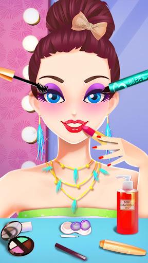 💃⭐Prom Star Salon - Girl Dress Up apkmartins screenshots 1