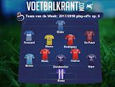 Anderlecht en Standard goed vertegenwoordigd in ons Team van de Week