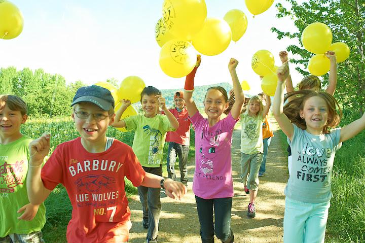 Johannes Grundschule freut sich über Klasse2000 Förderung
