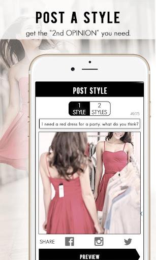 PICK - My Style Advisor Poll