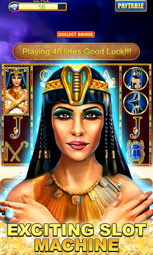 Cleopatra slot machine hack