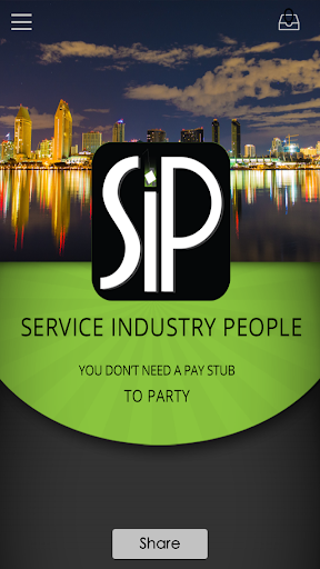 Service Industry People