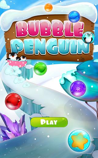 Penguin World Bubble Shooter