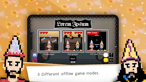 Lorem Ipsum : Multiplayer - Online Game - Arcade 0.2 screenshots 19