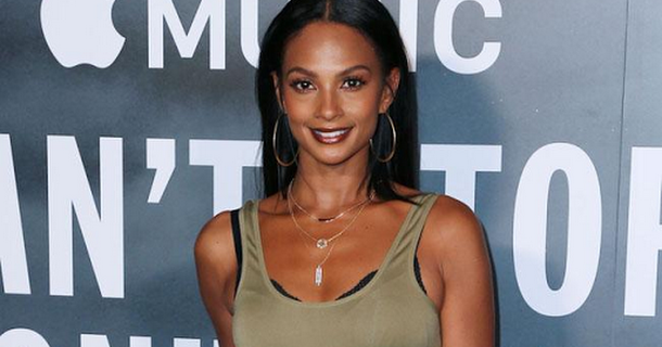 Alesha Dixon's New Year's resolution is to be more selfish