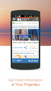 IHG® Hotel Booking & Deals- screenshot thumbnail