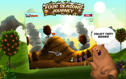 Four Seasons Journey- screenshot thumbnail