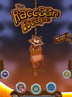 Raccoon Escape- screenshot thumbnail