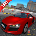 Top Car Driving Parking Games 2021 - New Car Games icon