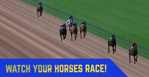 Turf Dynasty: Horse Racing apklade screenshots 1