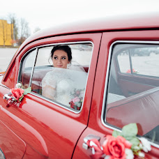 Wedding photographer Aleksandr Bolshakov (AlexBolshakov). Photo of 27.12.2016