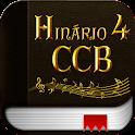 Hinário 4 - CCB icon