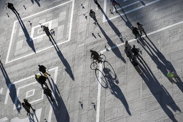 Luci e ombre a Milano di Tani