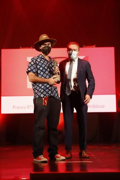 Premio RTVA para el corto Veggie Western.