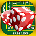 Play Las Vegas Craps Table 711 icon