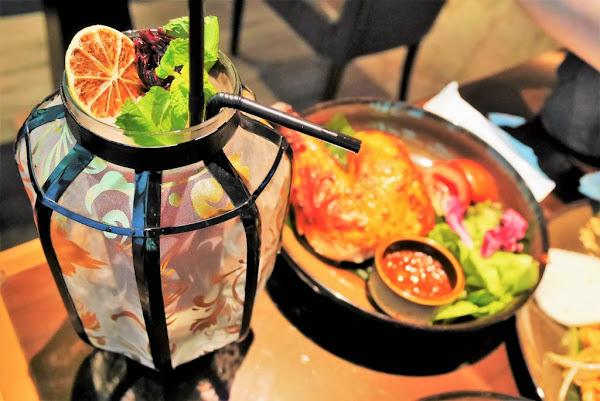 高空美景佐亞洲風味餐酒♠Asia 49 亞洲料理及酒廊