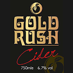 Gold Rush Cider Walkabout Collab Cherry Bomb!