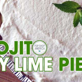Mojito Key Lime Pie.
