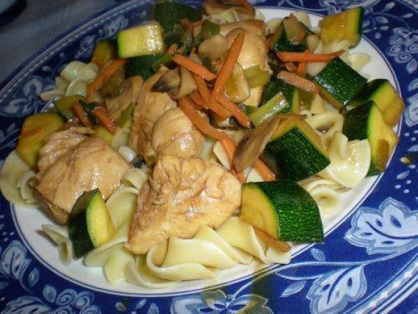Sesame-ginger Stir-fry Recipe