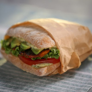 Tia's BLT Sandwich