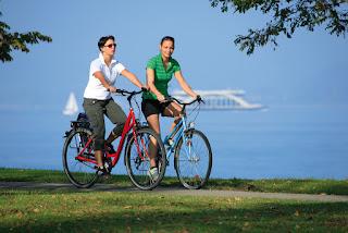 Велотуризма вокруг Боденского озера