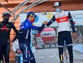 Mauri Vansevenant blij met zijn derde plaats in Trofeo Laigueglia