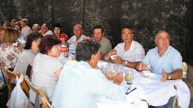 Photo: No hi podia faltar una bona representació de l'Ajuntament, que sempre ha donat suport a la Festa.