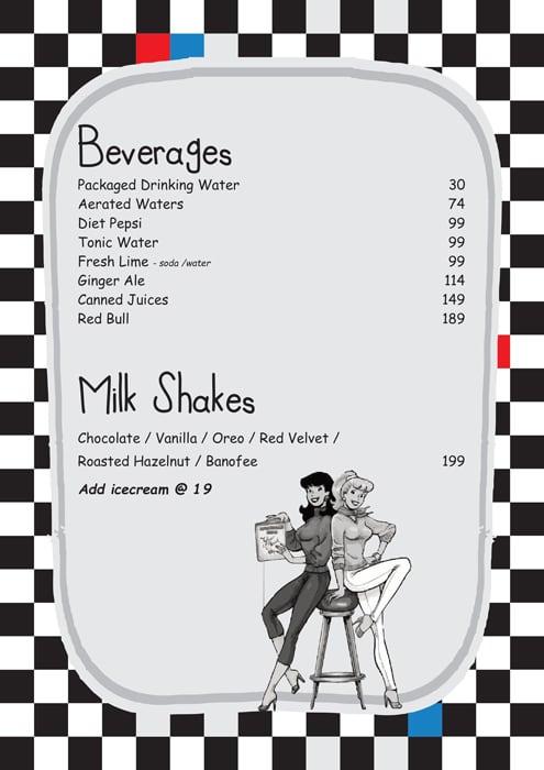 Pop Tate's menu 10