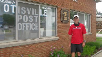Photo: Finished in Otisville.