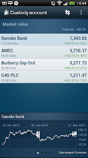Mobile Bank UK - screenshot thumbnail
