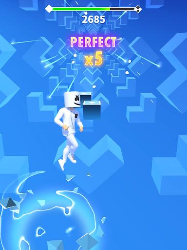 Marshmello Music Dance  screenshots 13