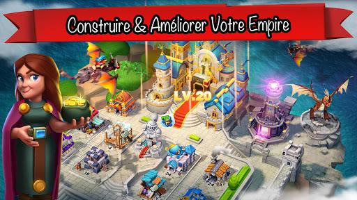 Epic War - Castle Alliance  captures d'u00e9cran 1