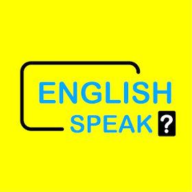 English Speaking Practice & Vocabulary
