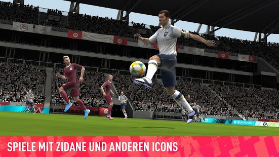 FIFA Fussball Screenshot