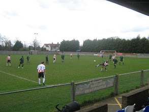 Photo: 05/04/10 v Horsham (Ryman League Premier Div) 0-2 - contributed by Justin Holmes