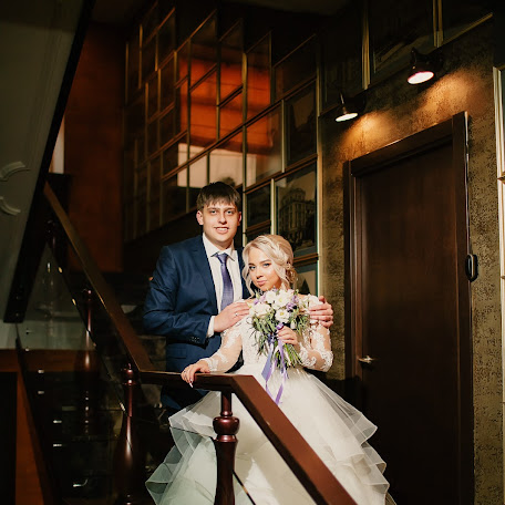 Wedding photographer Anna Rovkina (AnetteR). Photo of 19.12.2017